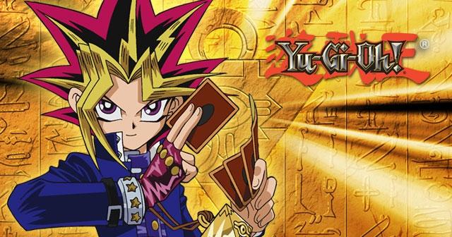 Nhân vật chính trong phim Yugi-Oh!