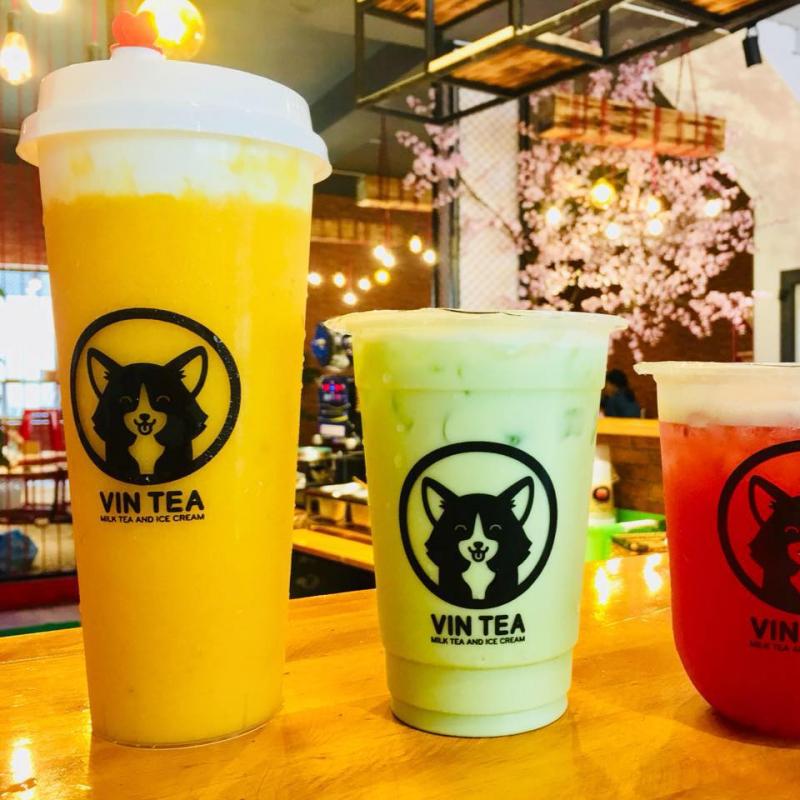 Đồ uống tại Vin Tea