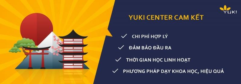 Yukicenter là một trong những địa chỉ đào tạo tiếng Nhật hàng đầu cả nước
