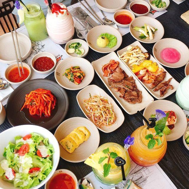 Yukssam BBQ - Ô Chợ Dừa