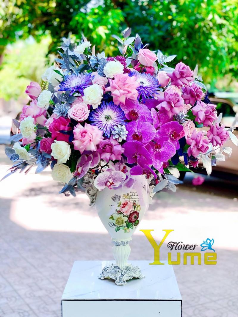Tiệm hoa tươi Yume