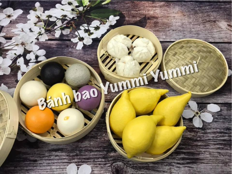 Yummi Yummi - Dimsum & Bánh Bao Bán Online