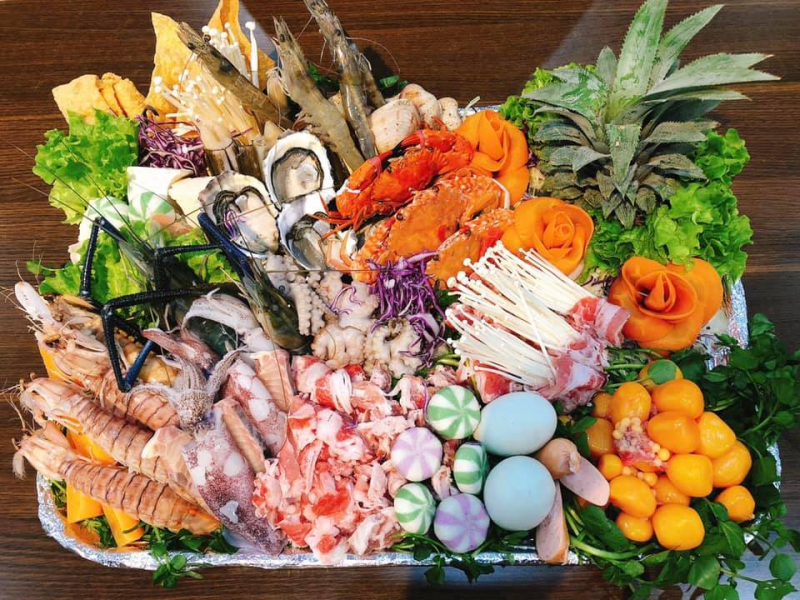 Yummy Buffet Hải Bản - BBQ & Hotpot