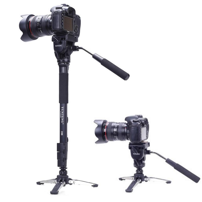 Chân máy ảnh Monopod Yunteng VCT-288