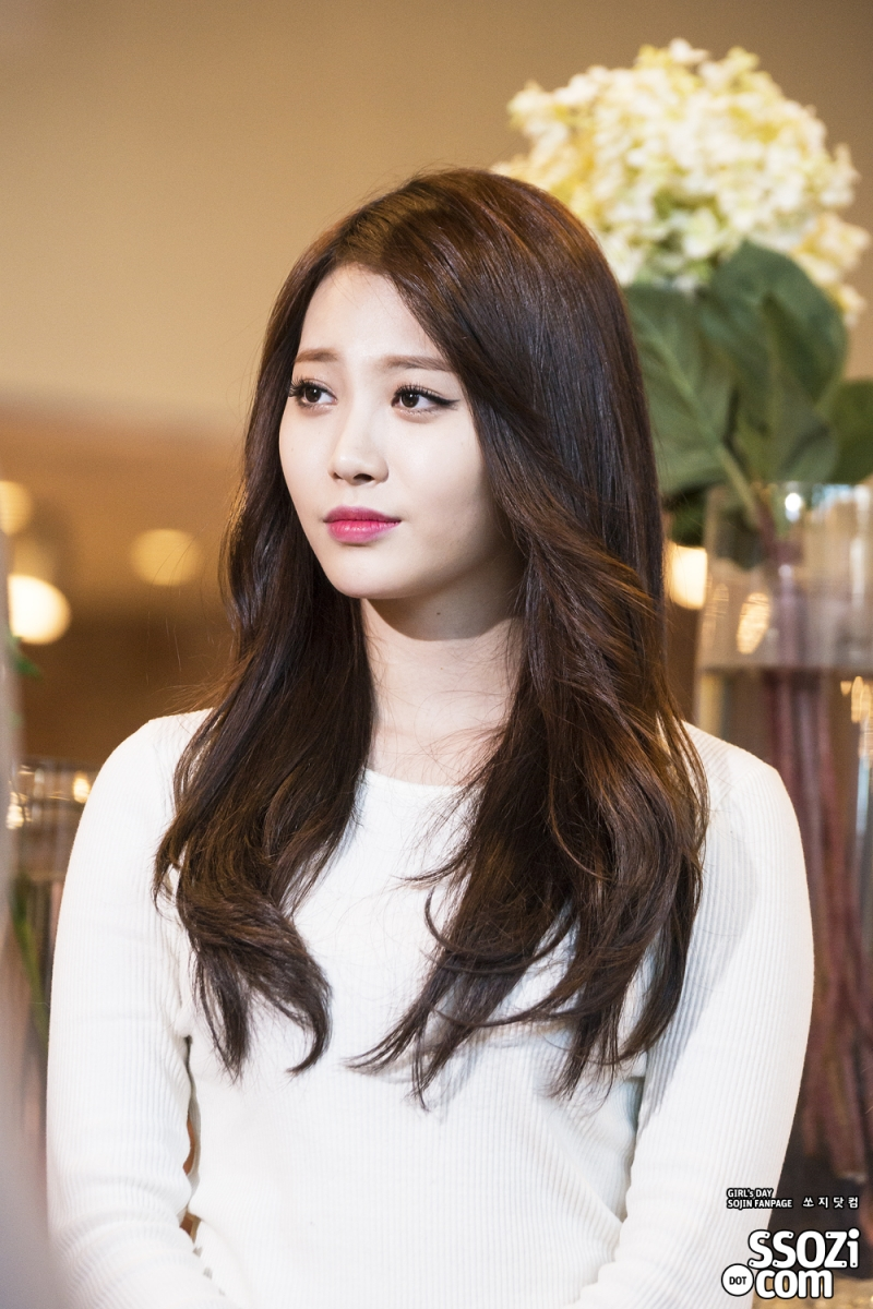 Yura, Girl's Day