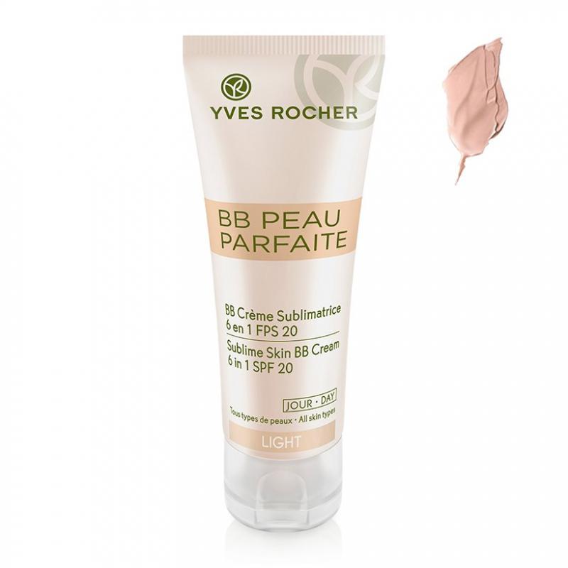 Yves Rocher được bình chọn là thương hiệu mỹ phẩm ưa chuộng nhất năm 2011.