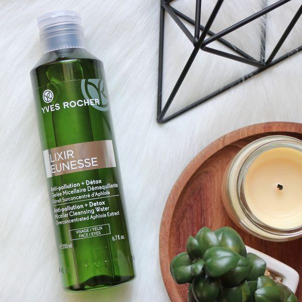 Sản phẩm vừa giúp tẩy sạch vừa thanh lọc độc tố tiềm ẩn trên da.