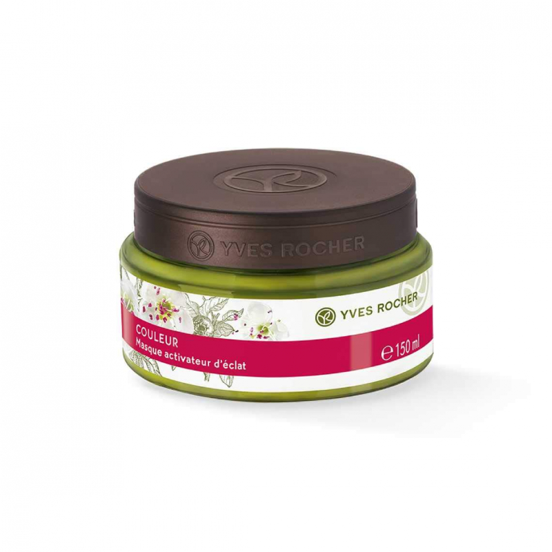 Yves Rocher Color Radiance Activating Mask Hair