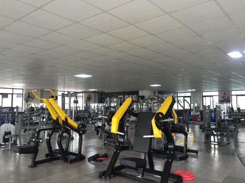 Z83 Gym