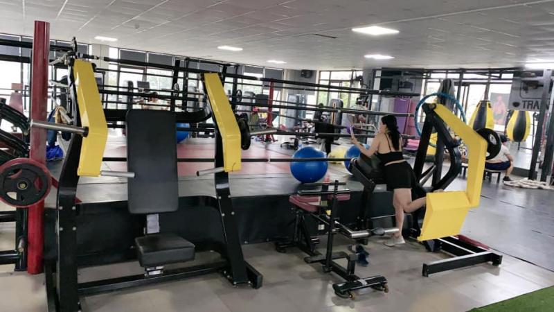 Z83 Gym-Kickfit