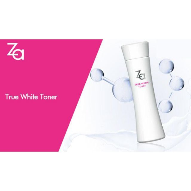 Za True White Ex Toner