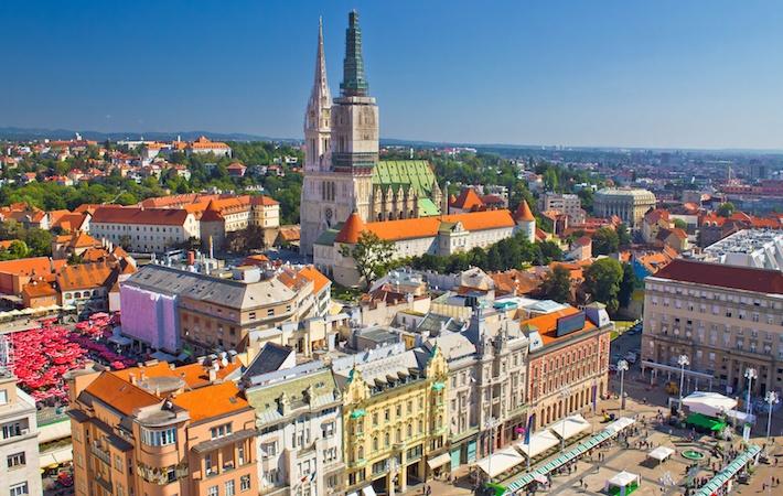 Du lịch tại thành phố Zagreb khá rẻ so với những trung tâm du lịch khác của Châu Âu