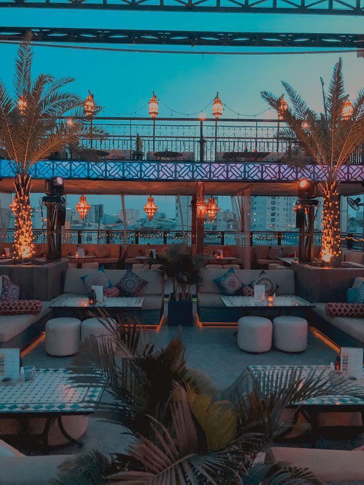 Zahrah Coffee Lounge & Rooftop