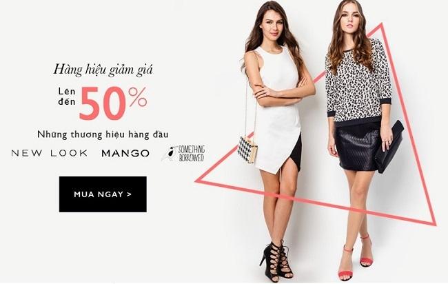 Zalora là một trang web mua sắm chuyên về lĩnh vực thời trang, phù hợp cho mọi đối tượng