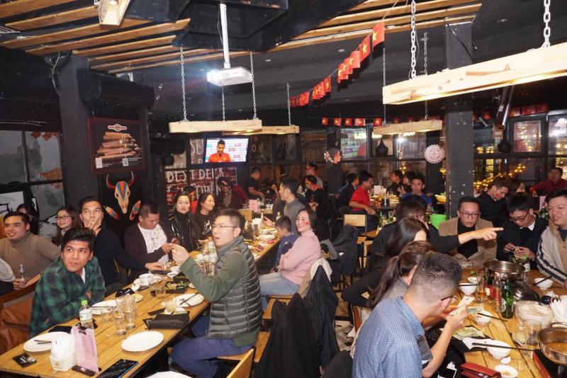 Top 10 Nhà hàng tổ chức sinh nhật lý tưởng nhất tại quận Ba Đình, Hà Nội