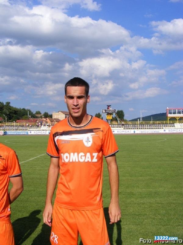 Hậu vệ Zarko Markovic