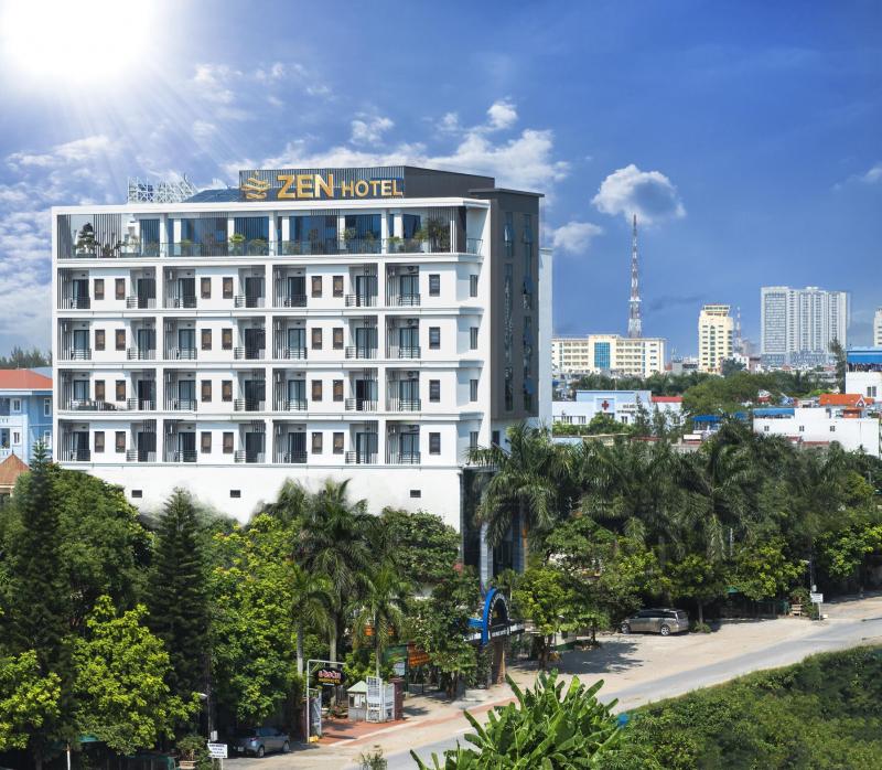 Zen Riverside Hotel & Residences Hai Phong