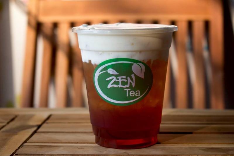 Zen Tea là quán trà sữa ngon đã quá quen thuộc với các bạn trẻ