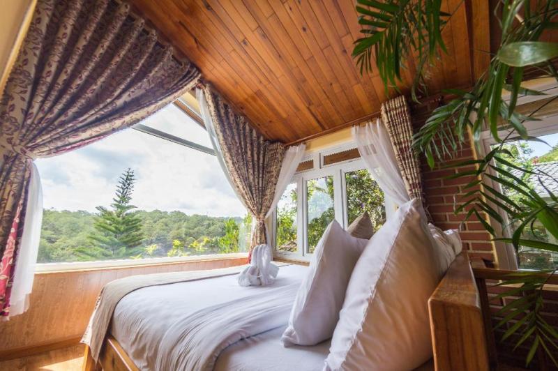 Phòng tại Zen Valley Dalat