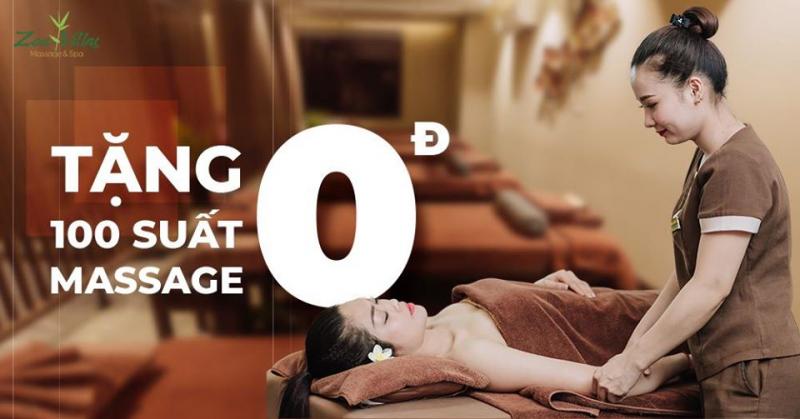 Zen Villas - Massage & Spa
