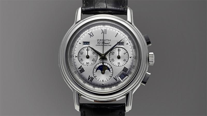 Đồng hồ Zenith El Primero Chronograph