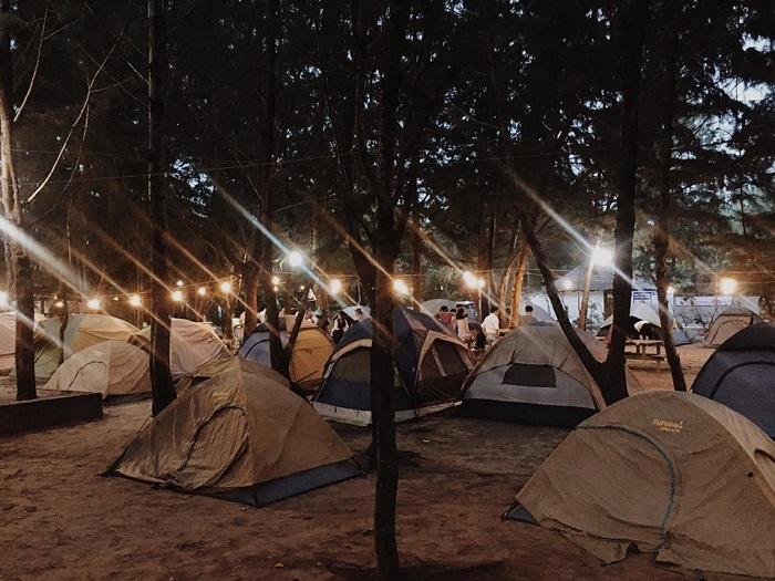 Zenna Pool Camp, Vũng Tàu