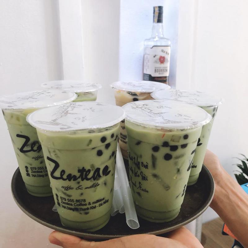 Zentea coffee & milktea