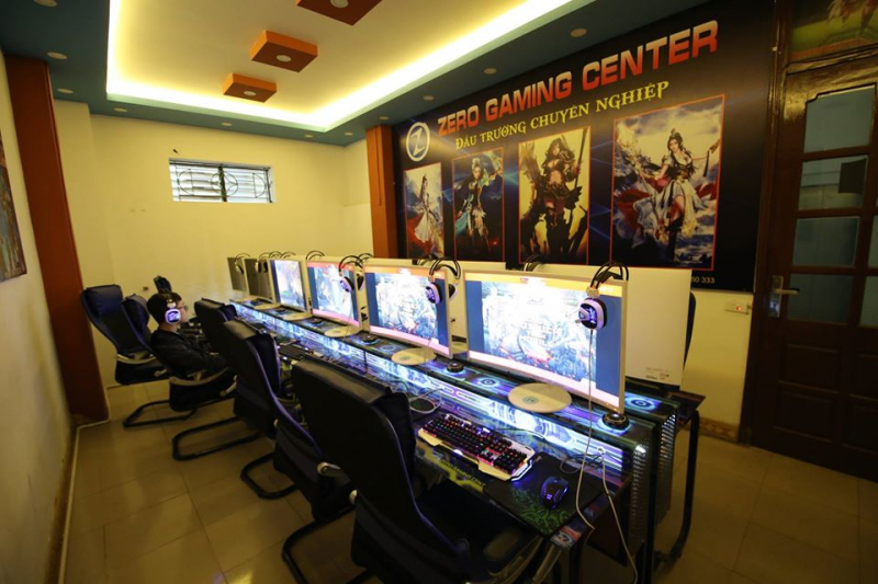 ZERO GAMING CENTER