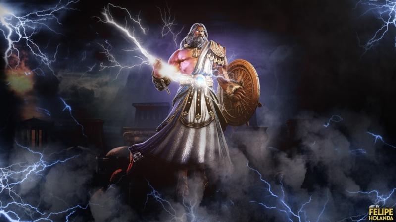 Thần Zeus