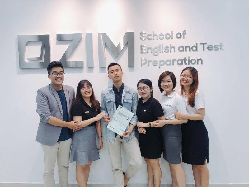 ZIM - Trường tiếng Anh và luyện thi chứng chỉ (Anh Ngữ ZIM)