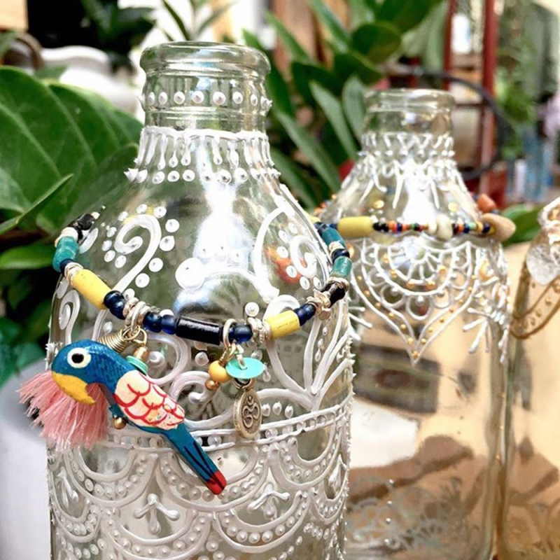 Các sản phẩm của Zimoi's Accessories đều rất thời trang, chất lượng và có giá cả rất phải chăng (Nguồn: Sưu tầm)