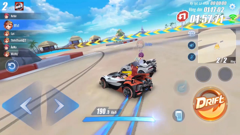 Game ZingSpeed Mobile