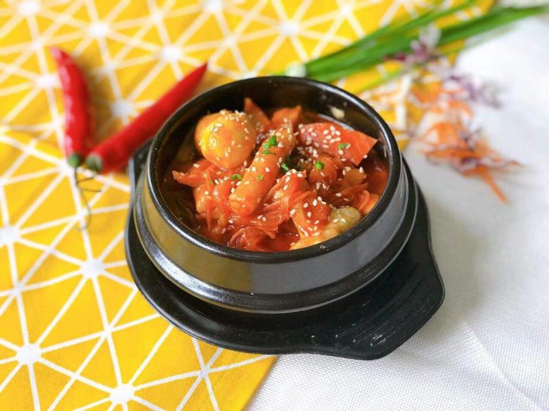 Đến Zĩn's Kitchen là đến với thế giới đồ ăn siêu hấp dẫn