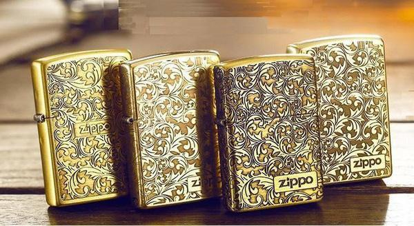Zippo là một thương hiệu bật lửa Mỹ được yêu thích