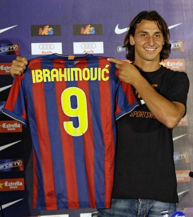 Ibrahimovic ra mắt Barca với nhiều sự kỳ vọng