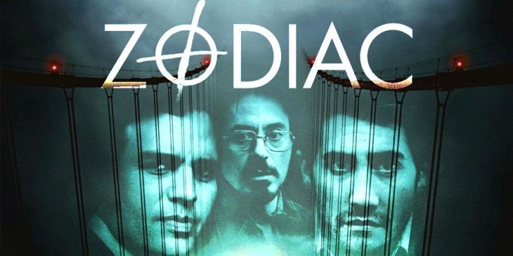 Poster của bộ phim Zodiac