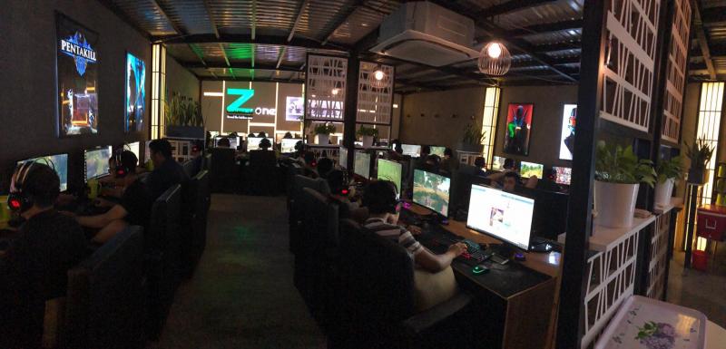 Zone - Gaming Lounge