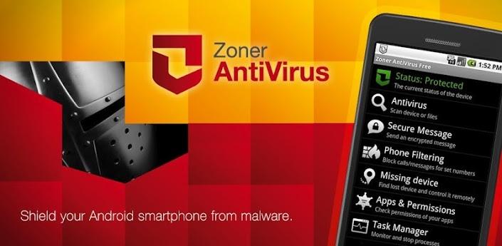 Zoner AntiVirus Free