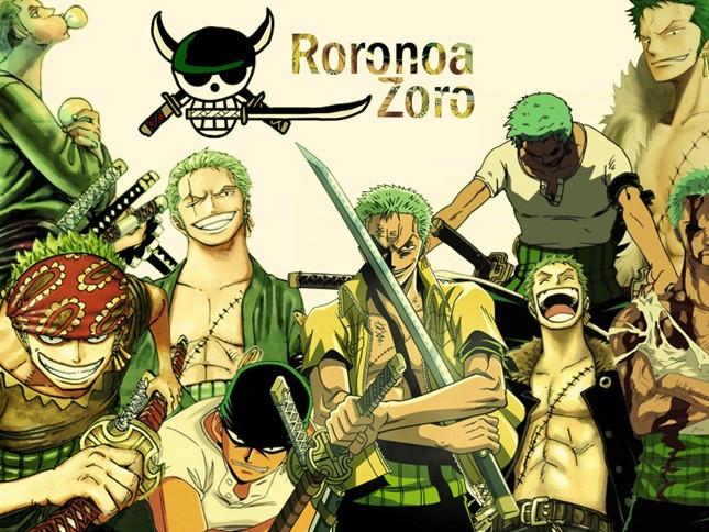 Thợ săn hải tặc Roronoa Zoro