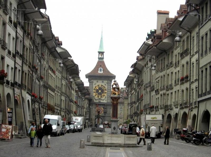 Zürich - Thụy Sĩ