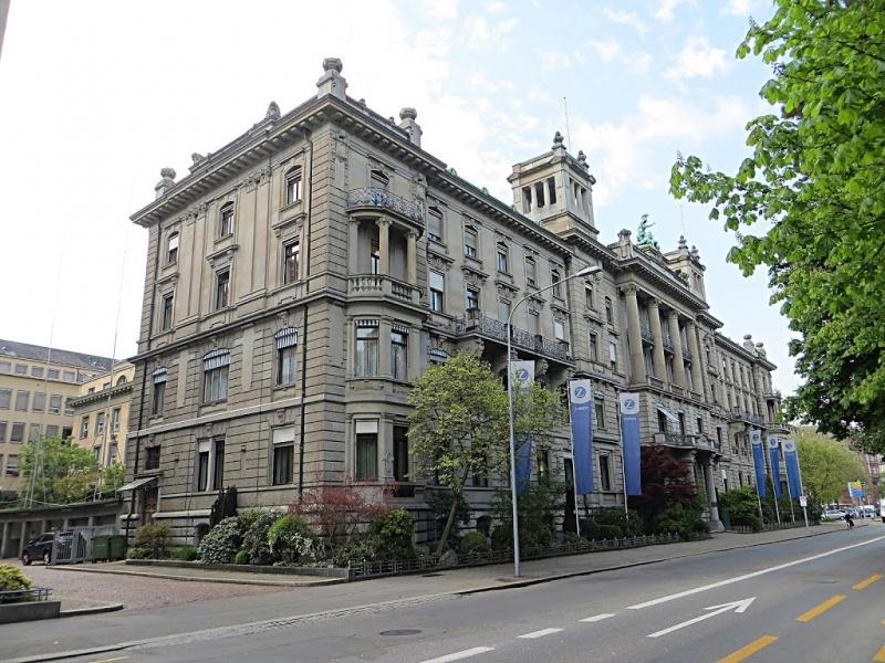 Toà nhà Zurich Insurance Group tại Thuỵ Sĩ