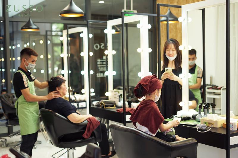 Zusso Hair Salon